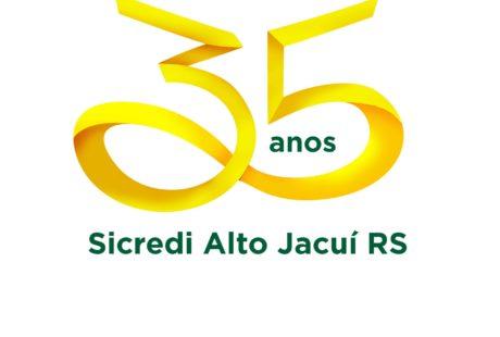 Sicredi Alto Jacuí RS comemora 35 Anos com lançamento de  site institucional e sorteio de prêmios
