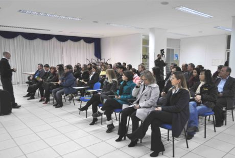 Caravana Sicredi realiza encontro em Carazinho