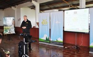 Presidente José Celeste de Negri apresentou o panorama atual da cooperativa