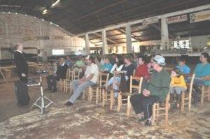 Moradores de Posse São Miguel participaram e opinaram