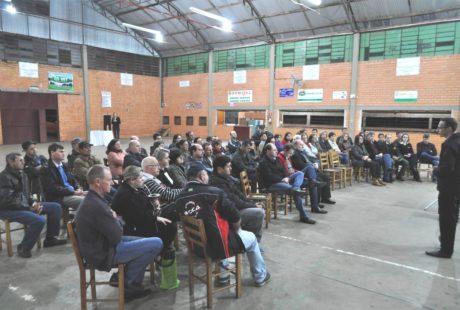 Projeto Caravana Sicredi Alto Jacuí