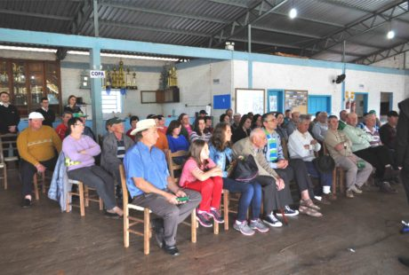 Caravana Sicredi reúne grande público em Posse Serrito