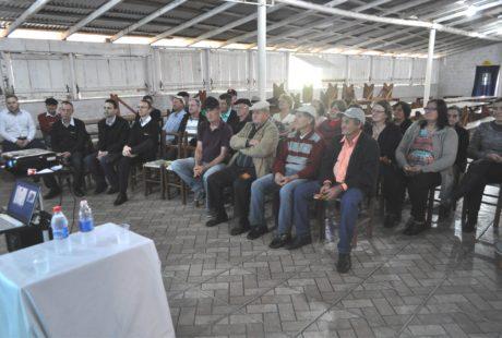 Costa Colorado recebe o projeto Caravana Sicredi