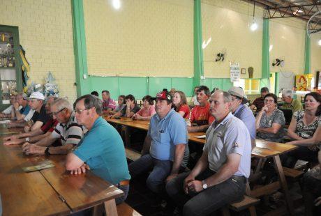 Linha Jacuí prestigia o projeto Caravana Sicredi
