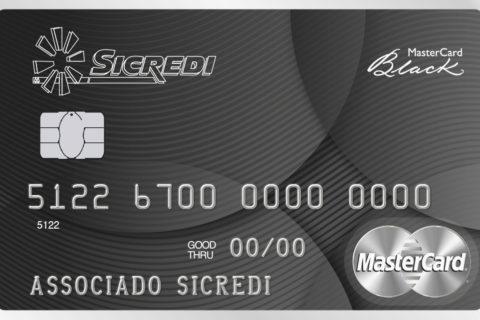 Sicredi lança cartão MasterCard Black