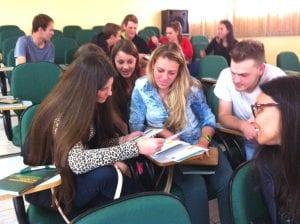 Dinâmica grupal envolveu questionamentos