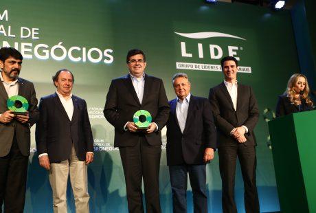 Sicredi conquista Prêmio Lide Agronegócios 2016 na categoria Crédito