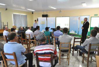 Sicredi de Tio Hugo promove palestra sobre Agronegócio