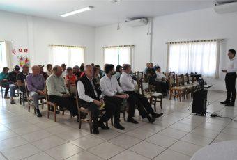 Caravana Sicredi encerra reuniões em Victor Graeff