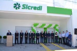 Autoridades locais e regionais participaram da inauguração