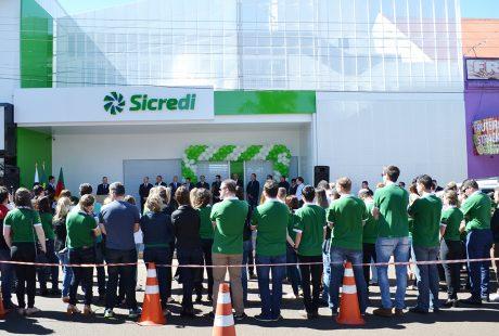 Nova unidade de atendimento do Sicredi está em funcionamento em Carazinho