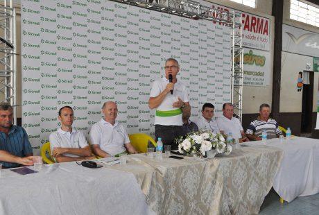 Assembleia do Sicredi reúne cerca de 300 pessoas em Coqueiros do Sul