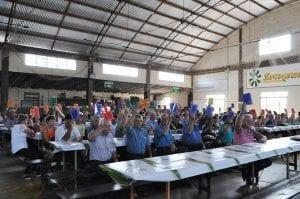 Associados votaram nas pautas do encontro