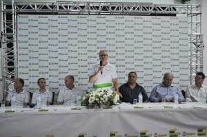 Presidente José Celeste de Negri conduziu o encontro