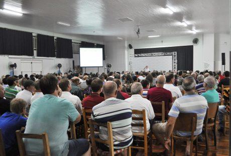 Assembleia do Sicredi registra grande número de participantes em Não-Me-Toque