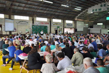 Assembleias da Sicredi Alto Jacuí ocorrem na próxima semana