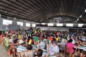 Santo Antônio do Planalto registra mais de 300 pessoas na assembleia do Sicredi 1
