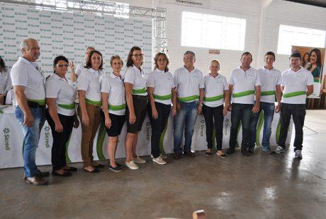 Santo Antônio do Planalto registra mais de 300 pessoas na assembleia do Sicredi
