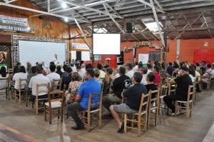 Já a Agência Carazinho Sul realizou a assembleia no CTG Rincão Serrano