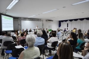 Agências do Bairro Centro reuniram os associados na ACIC