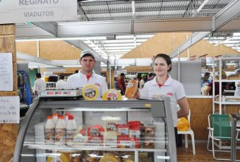 Agroindústria destaca-se pela produção diferenciada de queijos