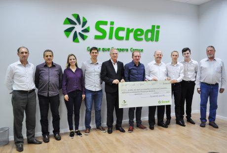 Sicredi apresenta resultado da Campanha Poupança Solidária ao HCC