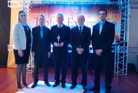 Sicredi Alto Jacuí conquista Troféu Expressão 2017