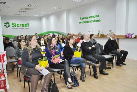 Sicredi Alto Jacuí agradece aos parceiros do Dia C de Cooperar