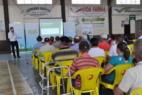 Caravana Sicredi reúne associados em Coqueiros do Sul