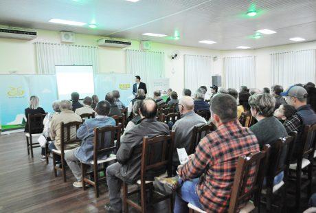 Sicredi Alto Jacuí reúne cerca de 150 associados nos encontros do Caravana em Não-Me-Toque