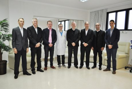 Sicredi e HCC inauguram reforma do setor de Oncologia com recursos da Campanha Poupança Solidária