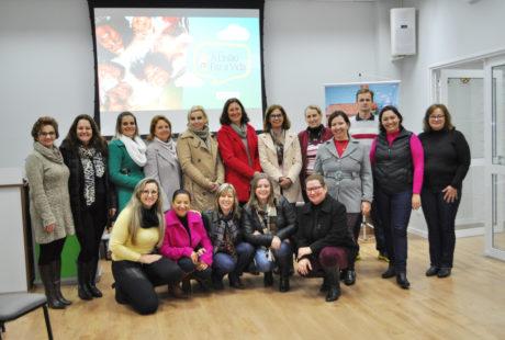 Programa A União Faz a Vida reúne coordenadores pedagógicos das escolas municipais de Não-Me-Toque