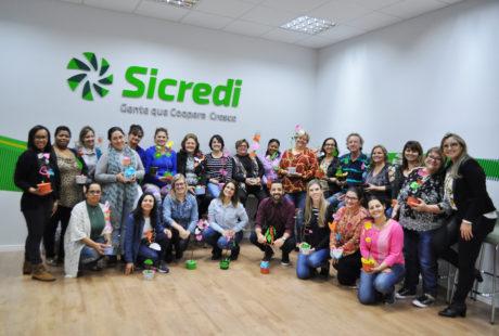 Sicredi realiza Formação de Educação Financeira para Secretaria Municipal de Educação de Carazinho