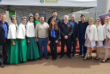 Sicredi apoiou o Festival do Imigrante de Coqueiros do Sul