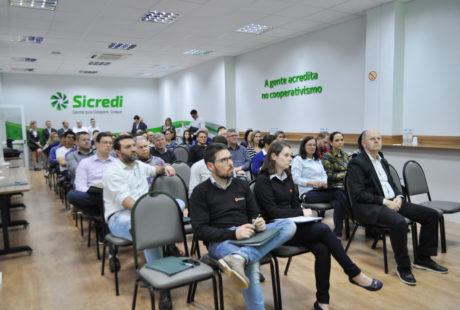 Sicredi Alto Jacuí debate Previdência Privada com associados