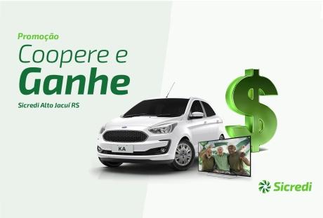 Campanha Coopere e Ganhe da Sicredi Alto Jacuí vai sortear mais de R$ 120 mil em prêmios
