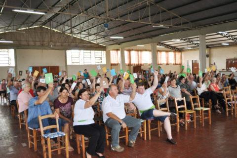 Associados do Sicredi de Santo Antônio do Planalto, Tio Hugo e Victor Graeff terão Assembleias de Núcleo na próxima semana