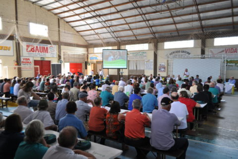 Coqueiros do Sul e Almirante Tamandaré do Sul recebem Assembleias de Núcleo do Sicredi na próxima semana