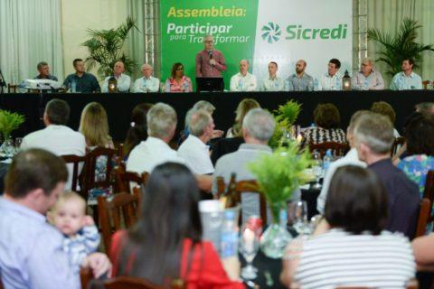 Sicredi Cooperação RS/SC encerra período de processo assemblear 2019 com Assembleia Geral Ordinária