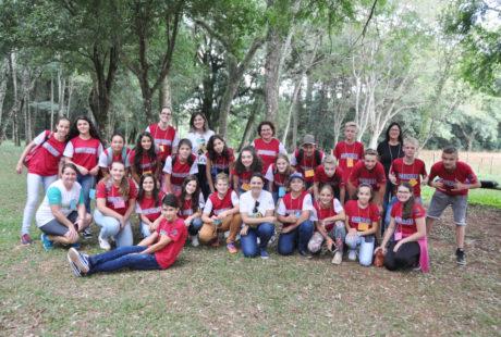 Cooperativas Escolares da Sicredi Cooperação RS/SC planejam ações para o ano