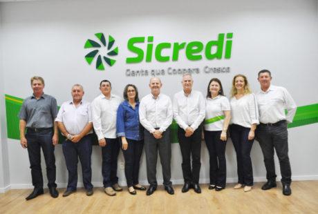 Empossado o novo Conselho de Administração da Sicredi Cooperação RS/SC