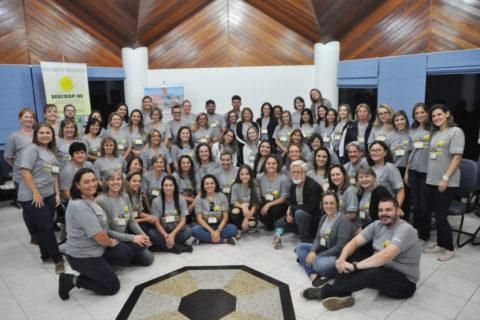 Cooperativas do Sicredi promovem Encontro Inter-Regional do Programa A União Faz a Vida