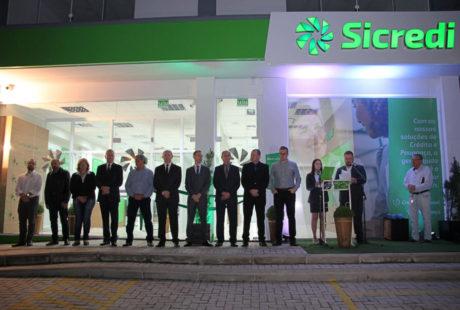 Sicredi inaugura agência em Presidente Getúlio/SC