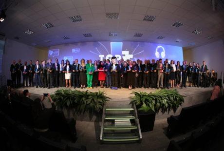 Sicredi recebe prêmio Top of Mind SC na categoria cooperativa de crédito