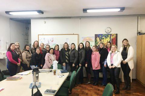Rede de Mobilização pela Educação de Não-Me-Toque socializa projetos desenvolvidos no primeiro semestre