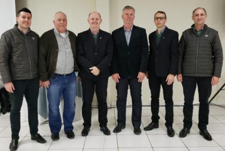 Sicredi Cooperação RS/SC realiza encontro com lideranças de Pouso Redondo/SC