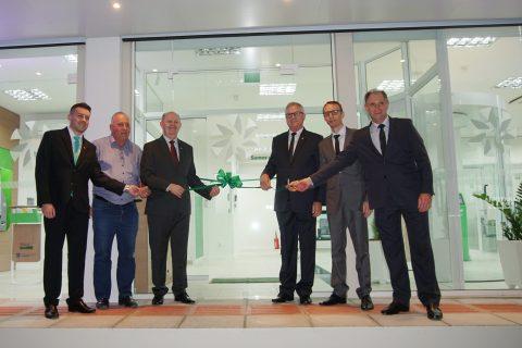 Sicredi inaugura agência em Pouso Redondo/SC