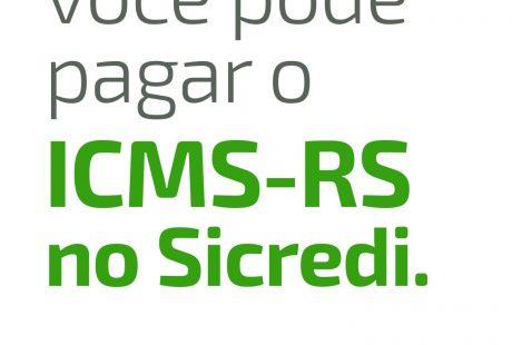 Sicredi passa a receber ICMS com a Guia de Arrecadação