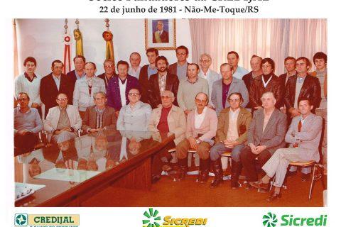 Sicredi Cooperação RS/SC comemora 39 anos de fundação
