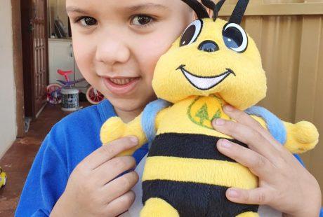 Uma abelhinha muito especial
